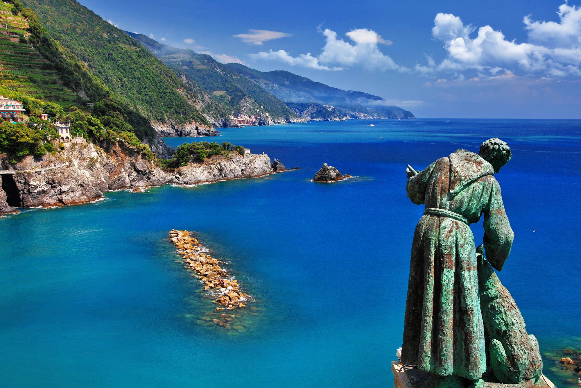 Monterosso al mare explora5terre - Cinque terre dove fare il bagno ...